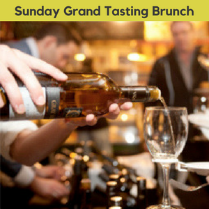 Sunday Grant Tasting Brunch